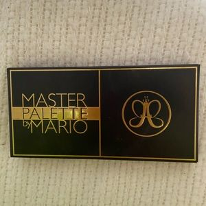 limited ed master palette by mario eyeshadow